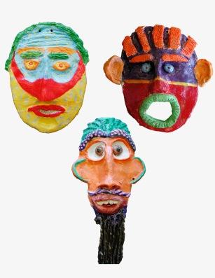 WW 3 masks